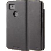 Estuche tipo billetera folio para Pixel 2 XL - Negro