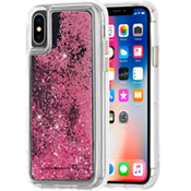 Estuche Waterfall para iPhone XS/X - Color Rose Gold