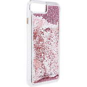 Carcasa Waterfall para iPhone 8 Plus/7 Plus/6s Plus/6 Plus - Oro rosa