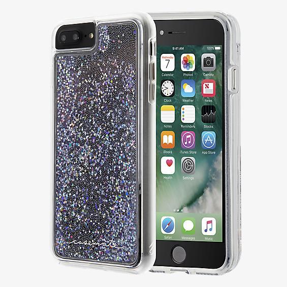 Estuche Waterfall para iPhone 7 Plus/6s Plus/6 Plus - Negro