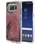 Estuche Waterfall para Galaxy S8+ - Color Rose Gold