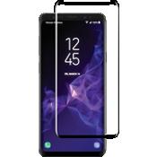 Protector de pantalla curva de vidrio templado para el Galaxy S9+