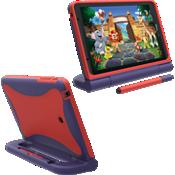 Estuche Kids para tablet Ellipsis para niños - Rojo/Azul