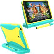 Estuche Kids para tablet Ellipsis para niños - Amarillo/verde