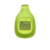 Controlador inalámbrico de actividad FitBit Zip - Verde