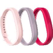 Paquete de 3 accesorios para Flex 2 - Rosa