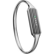 Brazalete accesorio para Flex 2 - Plateado
