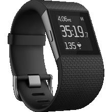 Reloj deportivo Fitbit Surge - Negro, pequeño