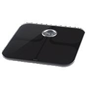 Báscula inteligente Aria Fitbit con Wi-Fi - Negro