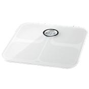 Báscula inteligente Aria Fitbit con Wi-Fi - Blanco