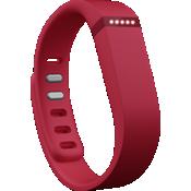 Pulsera inalámbrica de actividad + sueño FitBit Flex - Rojo