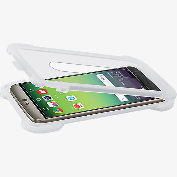 Protector de pantalla de vidrio flexible con el kit de alineamiento para LG G5™