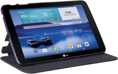 Estuche tipo billetera Verizon para el LG G Pad 10.1 LTE