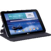 Estuche tipo folio para LG G Pad 10.1 LTE - Negro