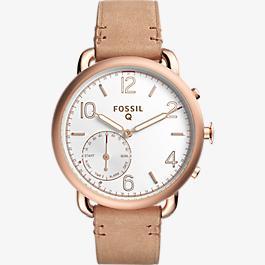 Reloj inteligente híbrido Q Tailor