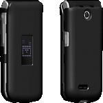 Verizon - Cubierta rígida con cierre a presión VN360 para el LG Exalt