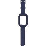 Pulsera grande LG para GizmoPal 2 y GizmoGadget - Color Dark Blue