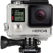 Hero 4 Silver Edition