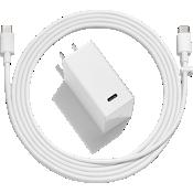 Adaptador de corriente 45W USB-C