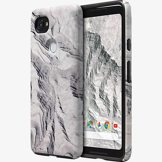 Estuche Google Earth Live para Pixel 2 XL