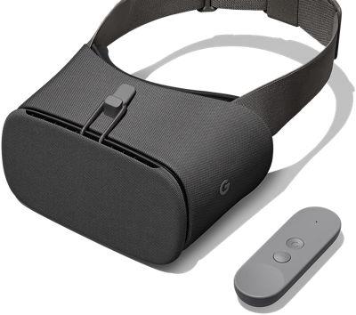 Google Daydream View con control remoto