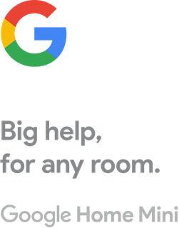 Gran ayuda para cualquier habitación. Google Home Mini.