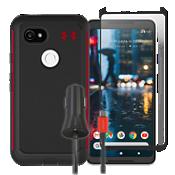 Paquete de esctuche UA Protect Ultimate para Pixel 2 XL
