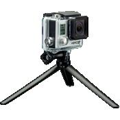 GoPro con trípode