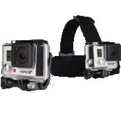 Banda para cabeza GoPro + QuickClip