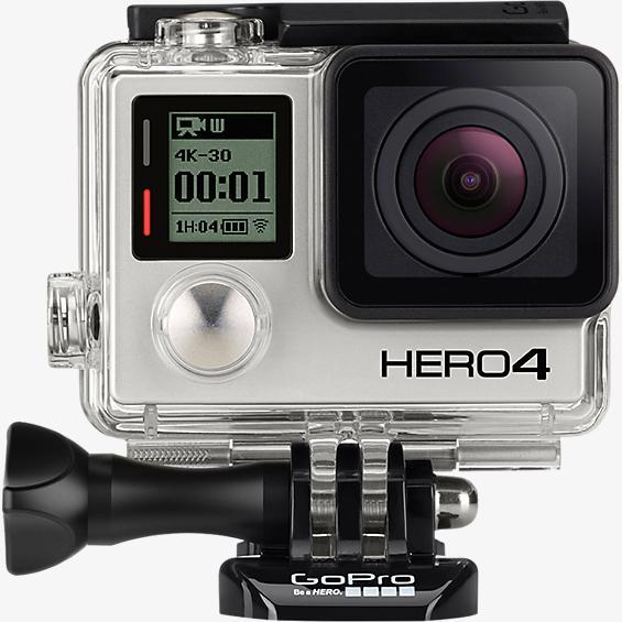 Hero 4 Edición negro