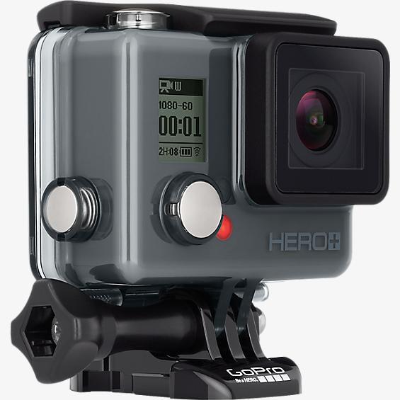 Hero + LCD