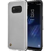 Estuche Granite Chain Veil para el Galaxy S8 - Plateado