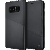 Estuche plegable Homme para Galaxy Note8 - Negro