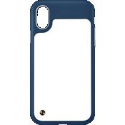 Estuche Mono para iPhone X - Azul