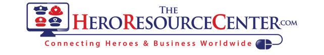 logotipo de hero resource center