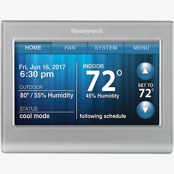 Termostato inteligente con Wi-Fi - RTH9580