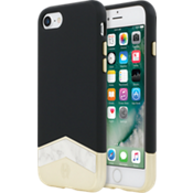 Estuche 1960 Slider para iPhone 7 - Negro/Color White Marble