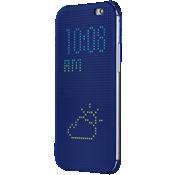 Dot View para el nuevo HTC One (M8) - Azul
