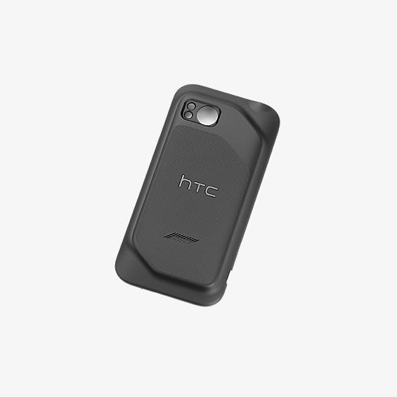 Cubierta de carga móvil para el HTC Rezound