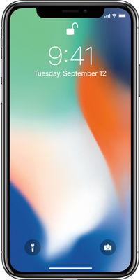 0d603ffe76b Apple iPhone X prepagado, cámara dual de 12 MP, activación gratis