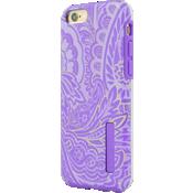 DualPro para iPhone 6/6s - Estampado de arabescos púrpura