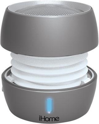 Altavoz recargable Bluetooth iHome en distintos colores