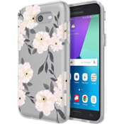 Estuche Design Series Classic para el Galaxy J3 Eclipse - Color Spring Floral
