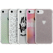 Set para regalar Design Series #moods de 5 unidades para iPhone 6/6s/7