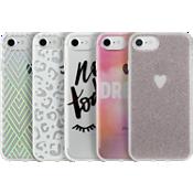 Set para regalar Design Series #moods de 5 unidades para iPhone 6/6s/7