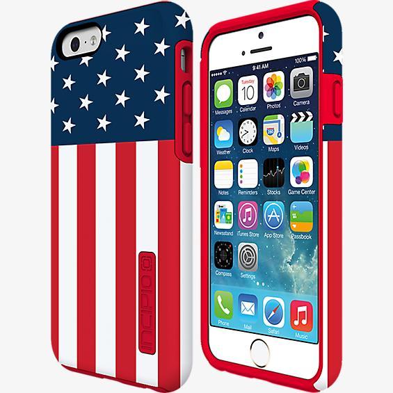 DualPro Prints para iPhone 6/6s - Bandera de Estados Unidos