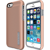 Carcasa DualPro para iPhone 6/6s - Color Metallic Gold