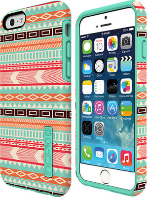 Incipio DualPro Prints para iPhone 6/6s - Tribal