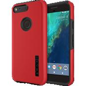 Estuche DualPro para Pixel XL - Rojo iridiscente/Negro