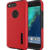 Estuche DualPro para Pixel - Rojo iridiscente/Negro